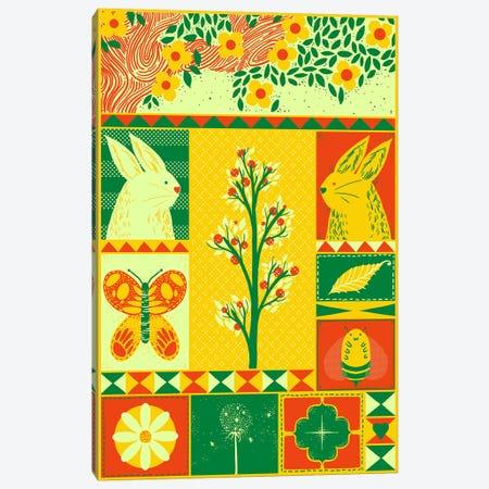 Spring Rectangle Canvas Print #TFA237} by Tobias Fonseca Canvas Art Print