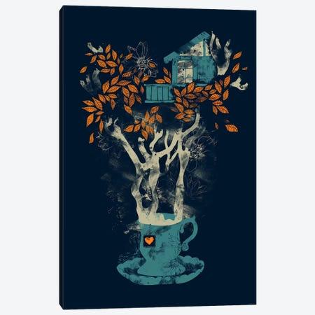 Tea House Canvas Print #TFA244} by Tobias Fonseca Canvas Art