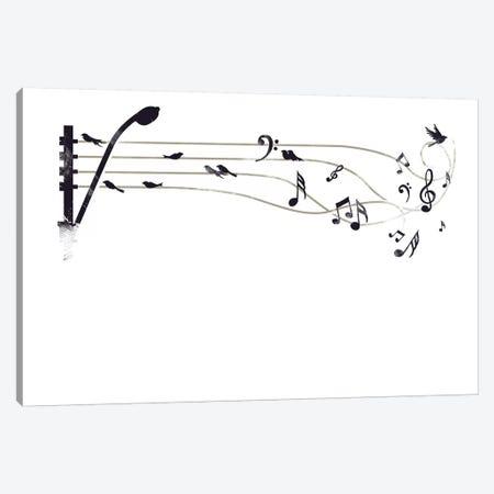 Urban Symphony Canvas Print #TFA259} by Tobias Fonseca Canvas Art