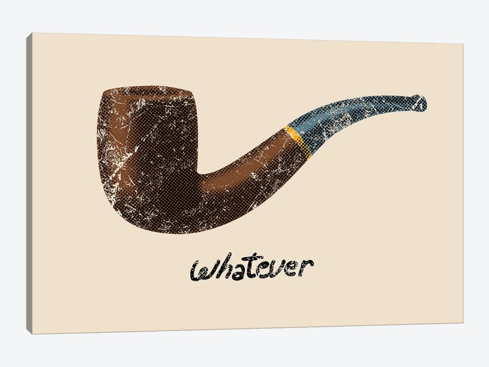 Whatever by Tobias Fonseca 1-piece Canvas Wall Art