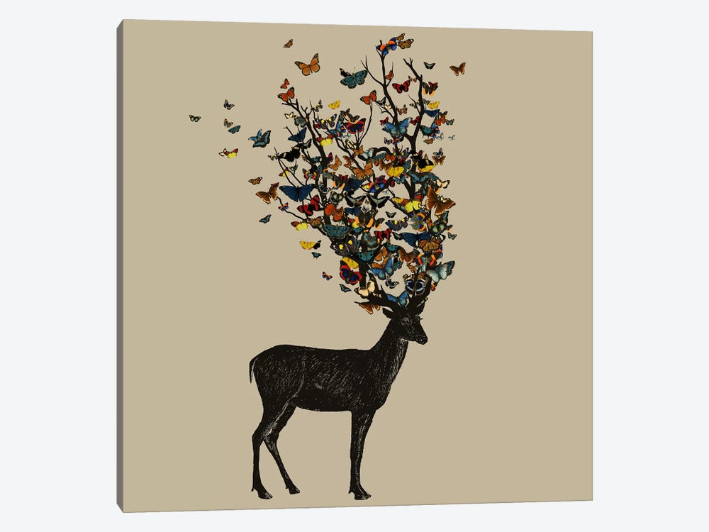 Wild Nature by Tobias Fonseca 1-piece Art Print