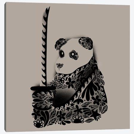 Yakuza Panda Canvas Print #TFA275} by Tobias Fonseca Canvas Art Print