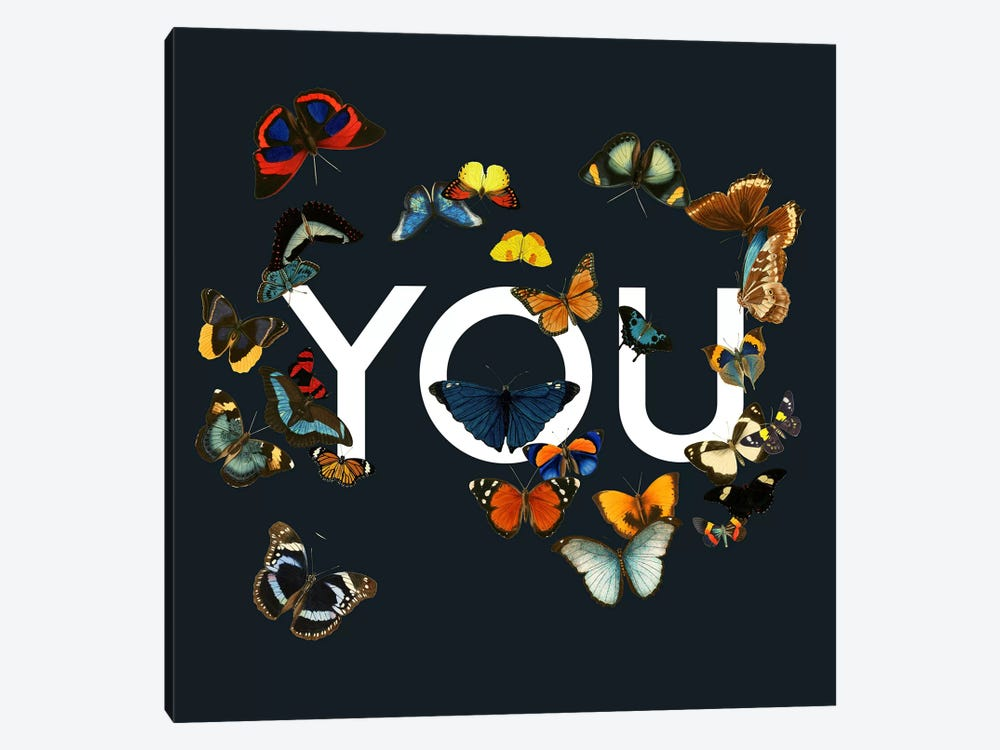 You Me Us by Tobias Fonseca 1-piece Canvas Artwork