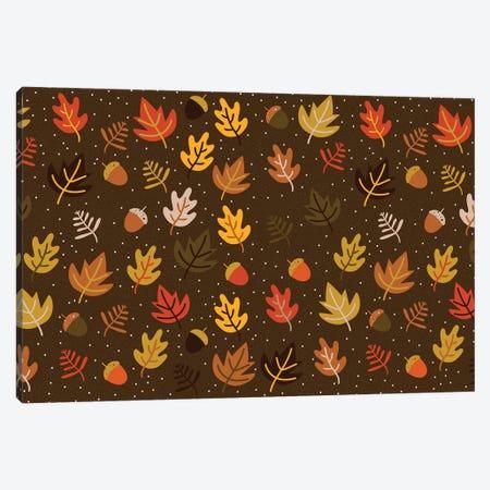 Autumn Colours, Rectangle Canvas Print #TFA280} by Tobias Fonseca Canvas Art Print