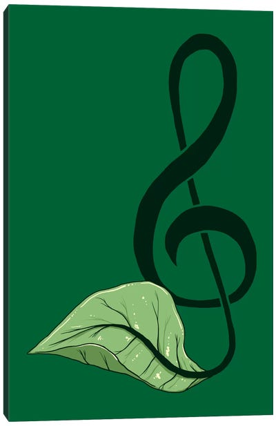 Nature Song Canvas Art Print