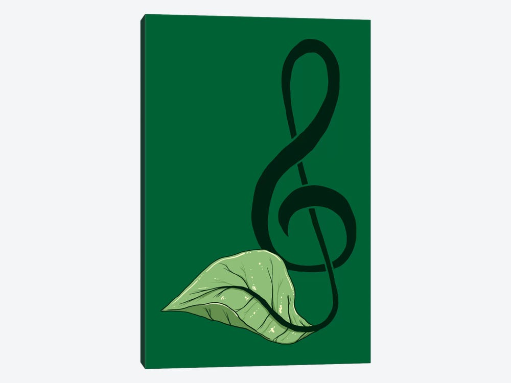 Nature Song by Tobias Fonseca 1-piece Canvas Art
