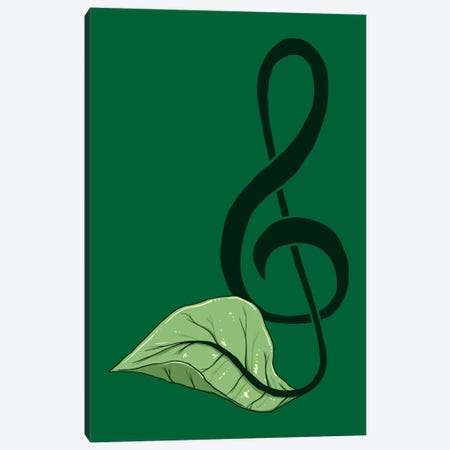 Nature Song Canvas Print #TFA2} by Tobias Fonseca Canvas Artwork