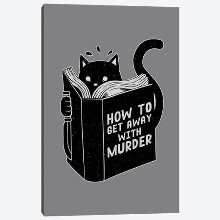 How To Get Away With Murder, Rectangle Canvas Print #TFA300} by Tobias Fonseca Canvas Art