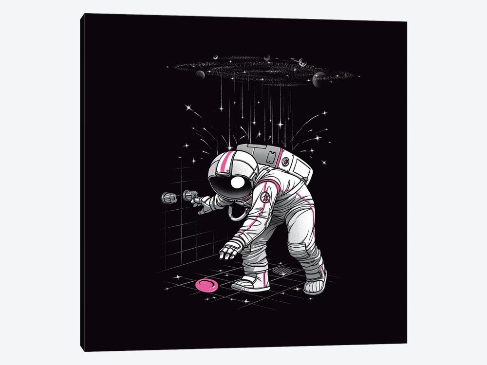 Meteor Shower by Tobias Fonseca 1-piece Canvas Art