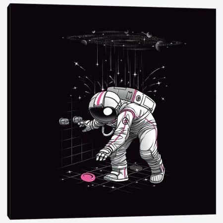 Meteor Shower Canvas Print #TFA321} by Tobias Fonseca Canvas Wall Art