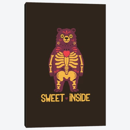Sweet Inside Canvas Print #TFA331} by Tobias Fonseca Canvas Print