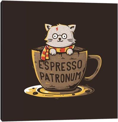 Espresso Patronum Canvas Art Print