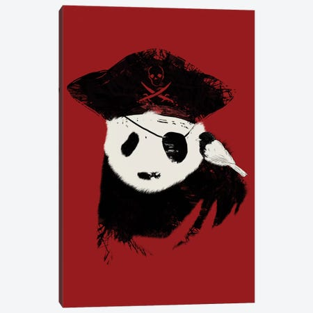 Bio Piracy Canvas Print #TFA40} by Tobias Fonseca Canvas Art