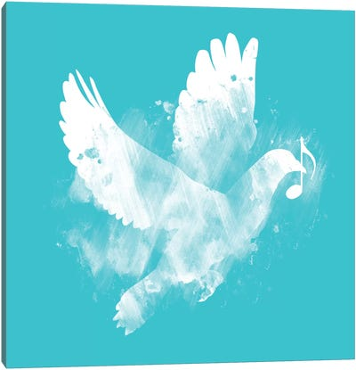 Bring Me Peace Canvas Art Print