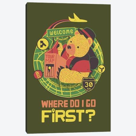 Where Do I Go Now Canvas Print #TFA463} by Tobias Fonseca Canvas Art Print