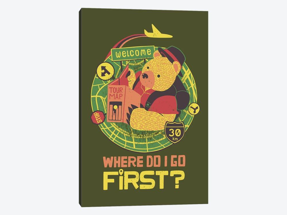 Where Do I Go Now by Tobias Fonseca 1-piece Canvas Print