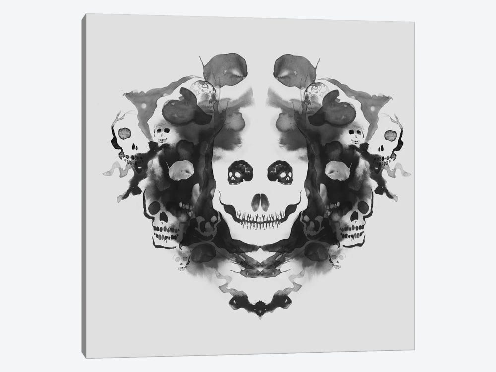 Death by Tobias Fonseca 1-piece Canvas Artwork