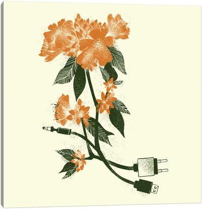Digita Lflower Canvas Art Print