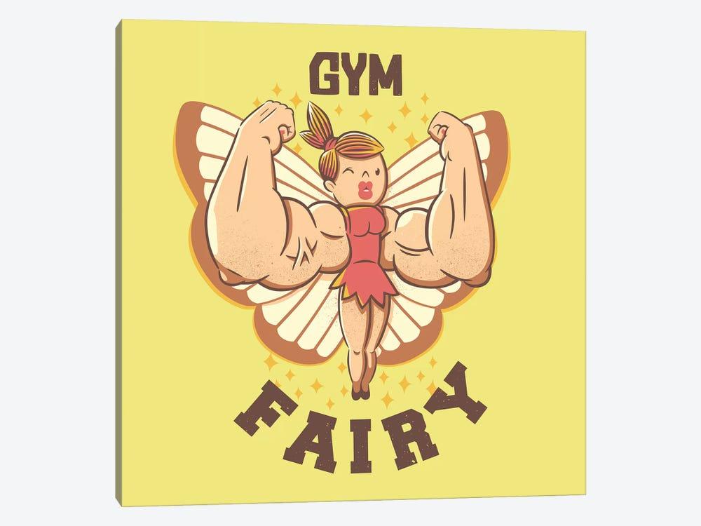 Gym Fairy by Tobias Fonseca 1-piece Art Print