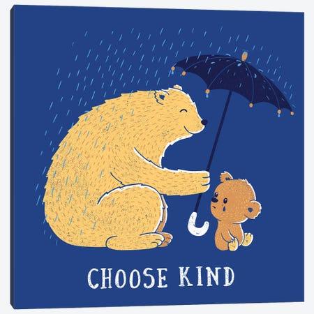 Choose Kind Canvas Print #TFA627} by Tobias Fonseca Canvas Art