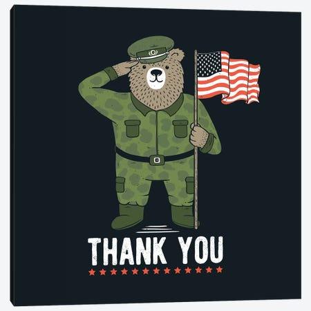Veteran's Day Canvas Print #TFA629} by Tobias Fonseca Canvas Art Print