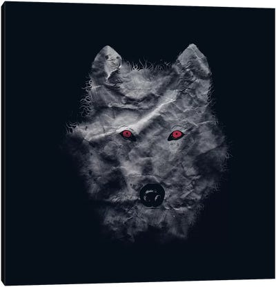 Ghost Canvas Art Print
