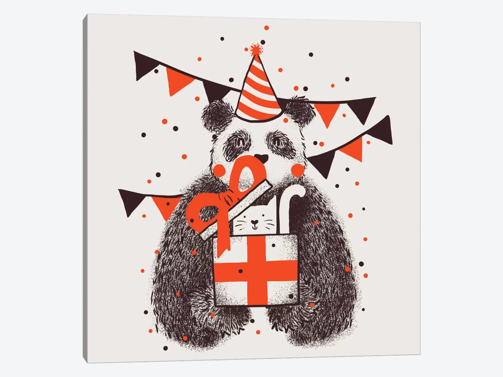 Happybirthday by Tobias Fonseca 1-piece Art Print