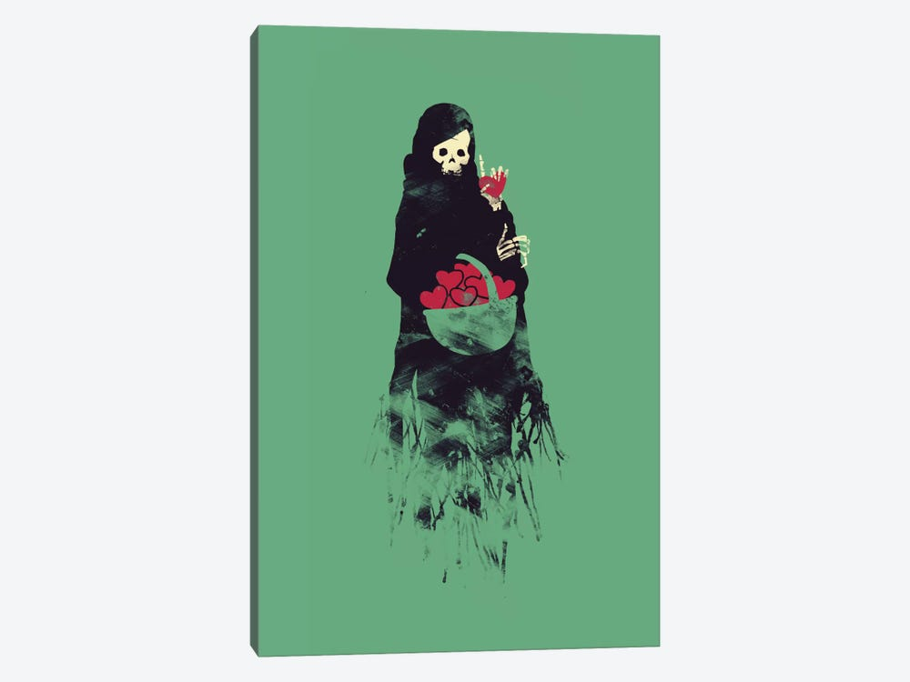 Its A Trap by Tobias Fonseca 1-piece Canvas Art Print
