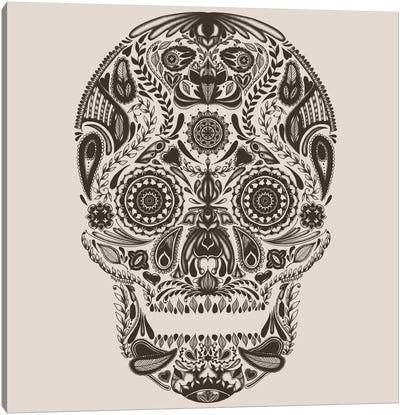 Dia de los Muertos Canvas Print #TFA94