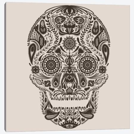 Dia de los Muertos Canvas Print #TFA94} by Tobias Fonseca Canvas Wall Art