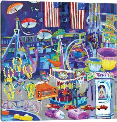 Funlands I Canvas Art Print