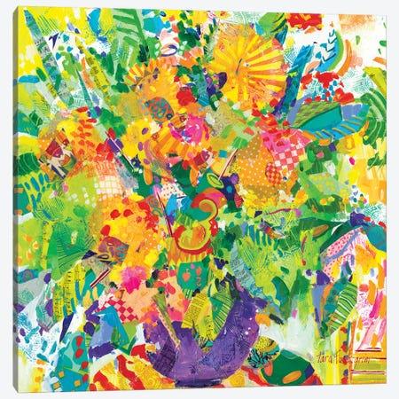 Tutti Frutti I Canvas Print #TFG20} by Tara Funk Grim Canvas Wall Art