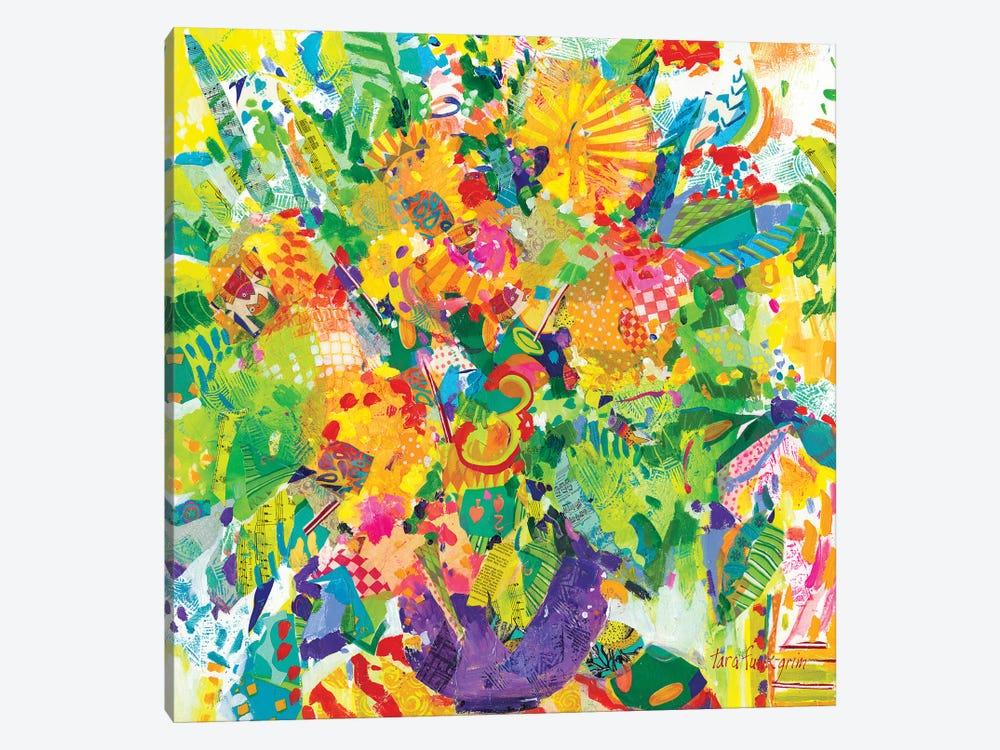 Tutti Frutti I by Tara Funk Grim 1-piece Canvas Print
