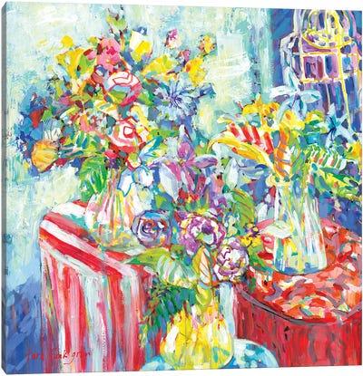 Tutti Frutti II Canvas Art Print