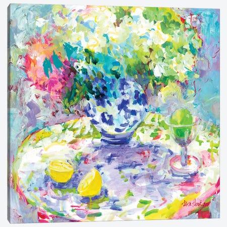 Tutti Frutti III Canvas Print #TFG22} by Tara Funk Grim Canvas Art