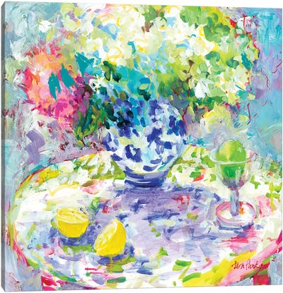 Tutti Frutti III Canvas Art Print