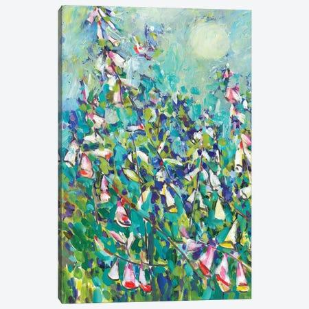 Joy in the Garden I Canvas Print #TFG6} by Tara Funk Grim Canvas Print