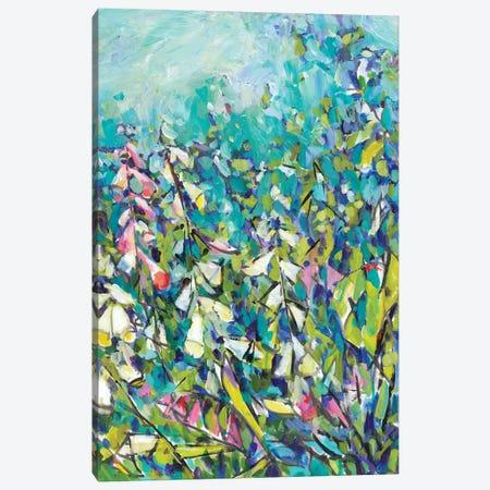 Joy in the Garden II Canvas Print #TFG7} by Tara Funk Grim Canvas Print