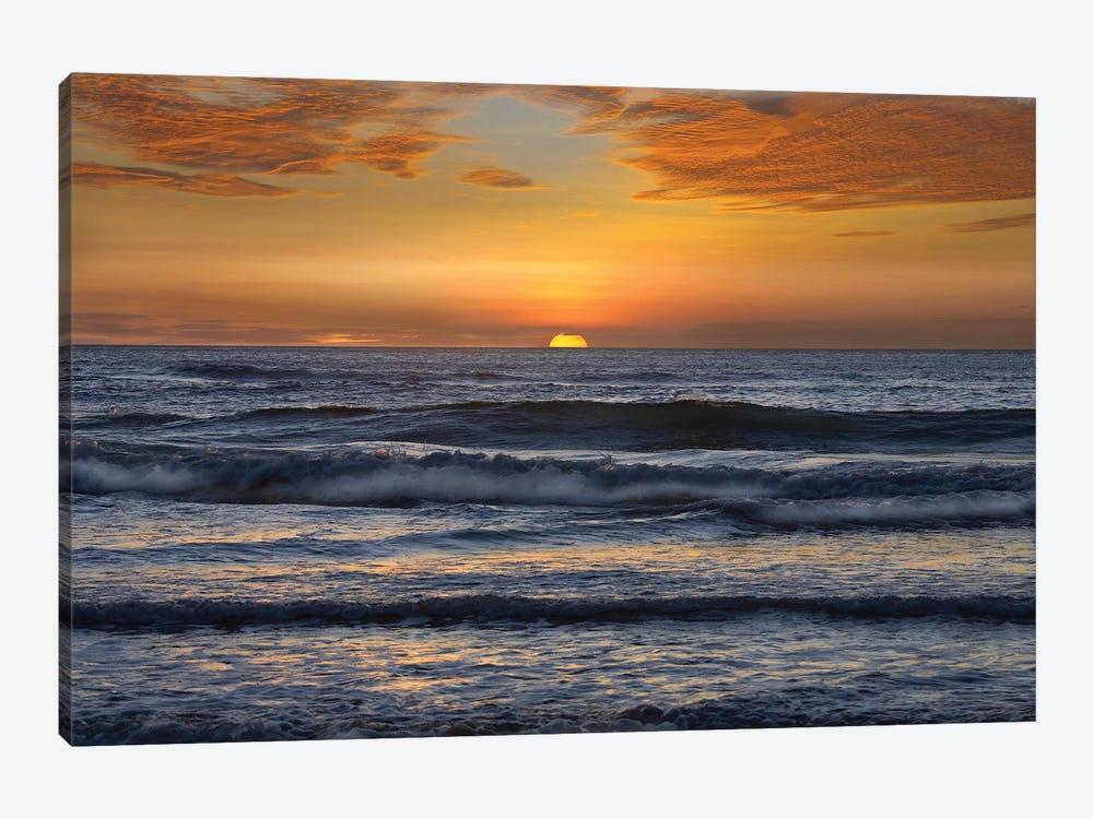 Sunset, Playa Langosta, Guanacaste, Costa Rica by Tim Fitzharris 1-piece Canvas Artwork