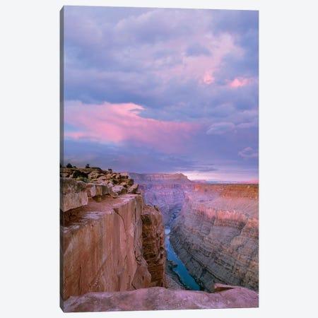 Toroweap Overlook, Grand Canyon National Park, Arizona Canvas Print #TFI1101} by Tim Fitzharris Canvas Art