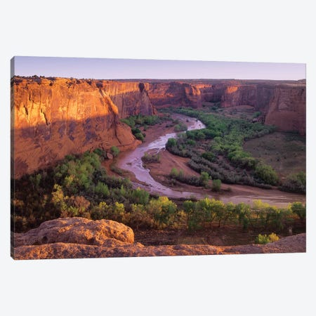 Tsegi Overlook, Canyon De Chelly National Monument, Arizona Canvas Print #TFI1113} by Tim Fitzharris Canvas Art Print