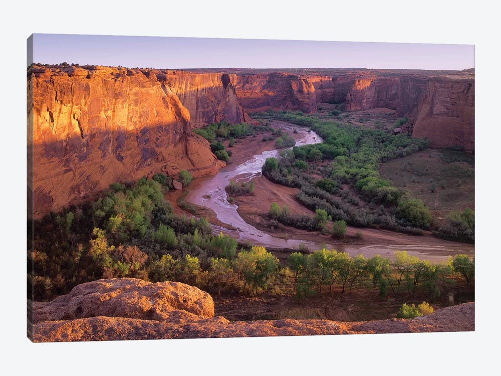 Tsegi Overlook, Canyon De Chelly National Monument, Arizona by Tim Fitzharris 1-piece Canvas Wall Art