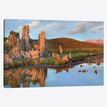 Tufa At Mono Lake, Sierra Nevada, California Canvas Print #TFI1115} by Tim Fitzharris Canvas Artwork