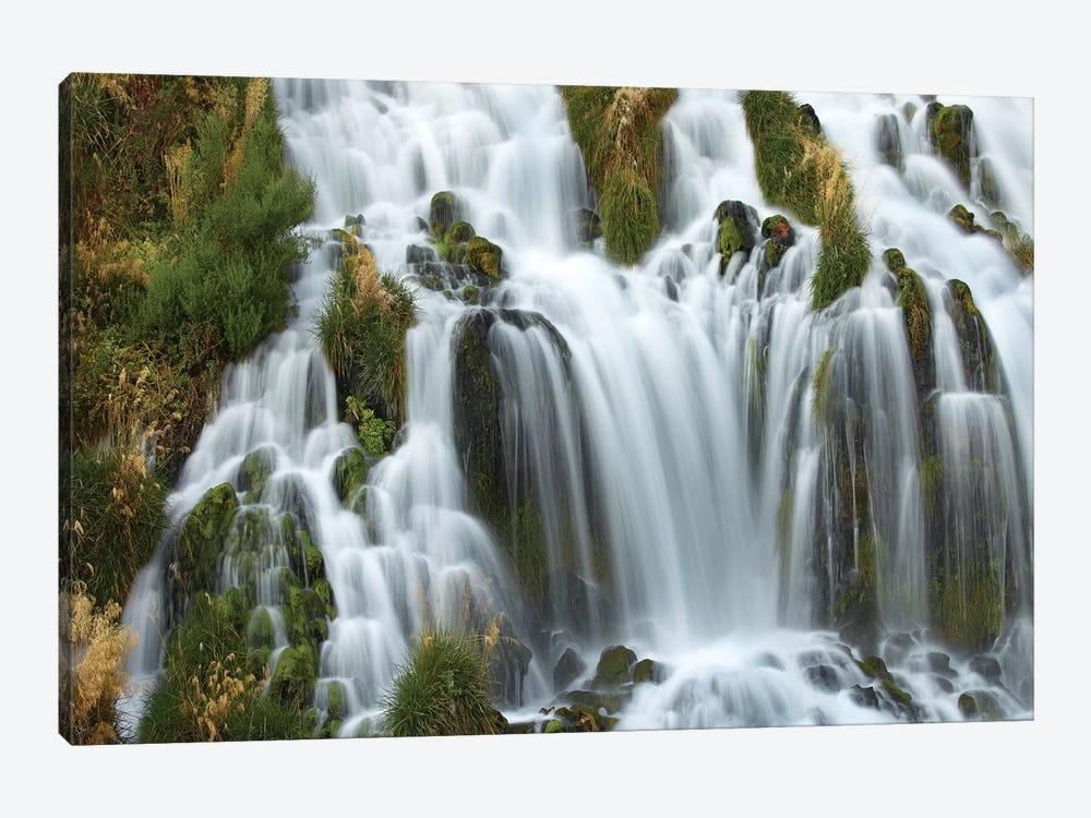 Waterfall, Niagara Springs, Thousand Springs State Park, Idaho by Tim Fitzharris 1-piece Art Print