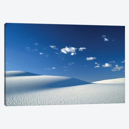 White Sands National Monument, New Mexico I Canvas Print #TFI1151} by Tim Fitzharris Canvas Art Print