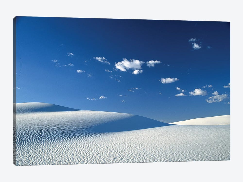 White Sands National Monument, New Mexico I 1-piece Canvas Artwork