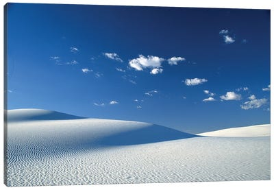 White Sands National Monument, New Mexico I Canvas Art Print