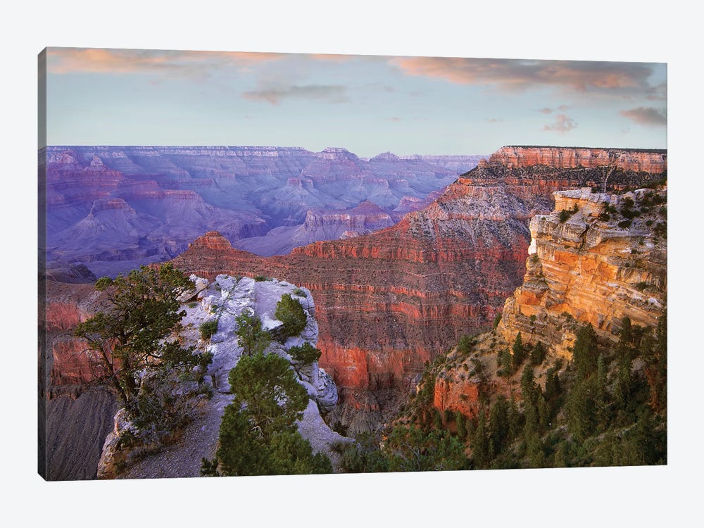 Wotan's Throne From South Rim, Grand Canyon National Park, Arizona by Tim Fitzharris 1-piece Art Print