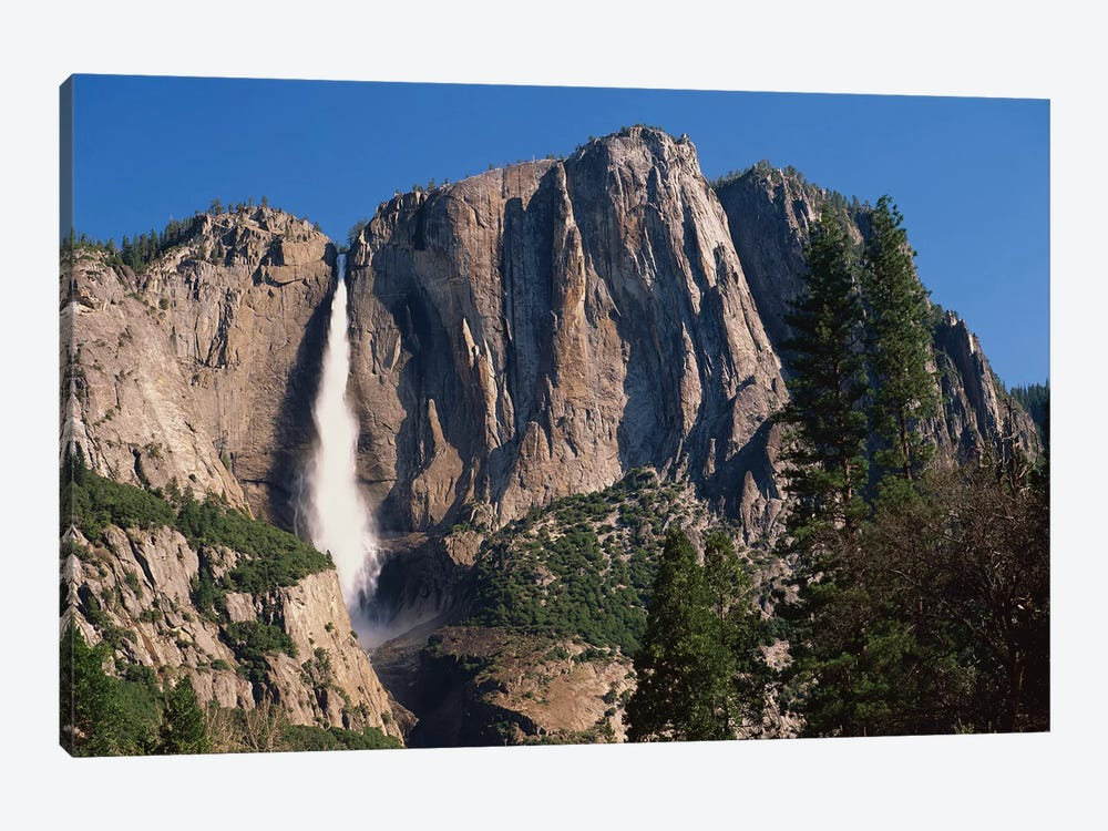 Yosemite Falls, Yosemite National Park, California 1-piece Canvas Artwork
