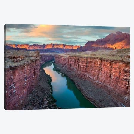 Canyon, Paria River, Vermilion Cliffs National Monument, Arizona Canvas Print #TFI1198} by Tim Fitzharris Canvas Print
